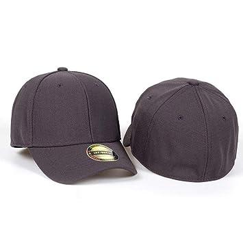 FHSOHG Sombrero De Gorra De Béisbol Negro para Hombres Sombreros ...
