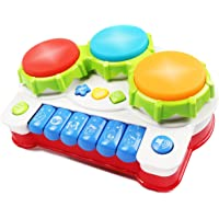 AMOSTING Baby Music Toy Learning & Development Fun Toddler Toys