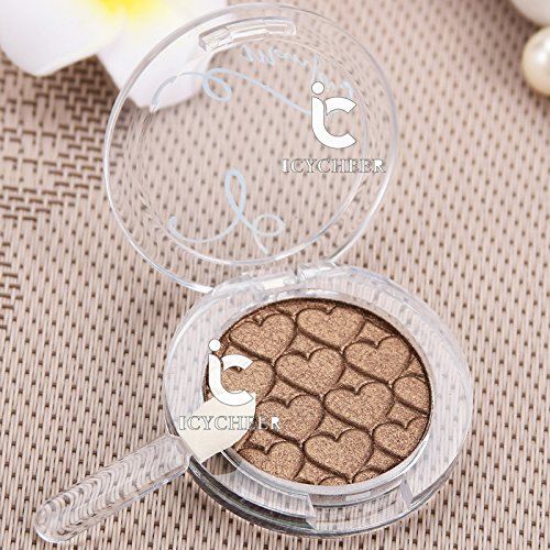 Makeup Cosmetics Naked Brown Color Eye Shadow Palette Shimme