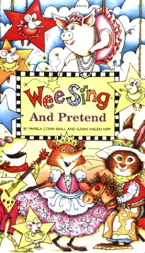 Wee Sing and Pretend by Price Stern Sloan
