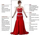 ANTS Women's Sweetheart Short Bridesmaid Dresses