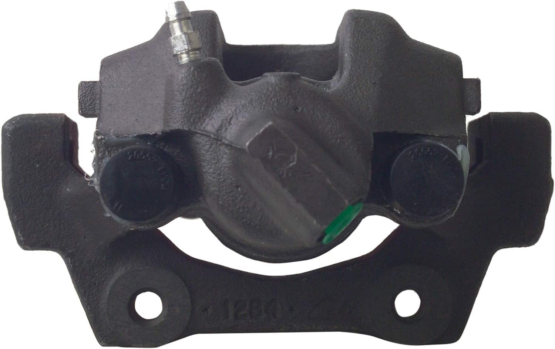 Unloaded Brake Caliper Cardone 19-B1620 Remanufactured Import Friction Ready
