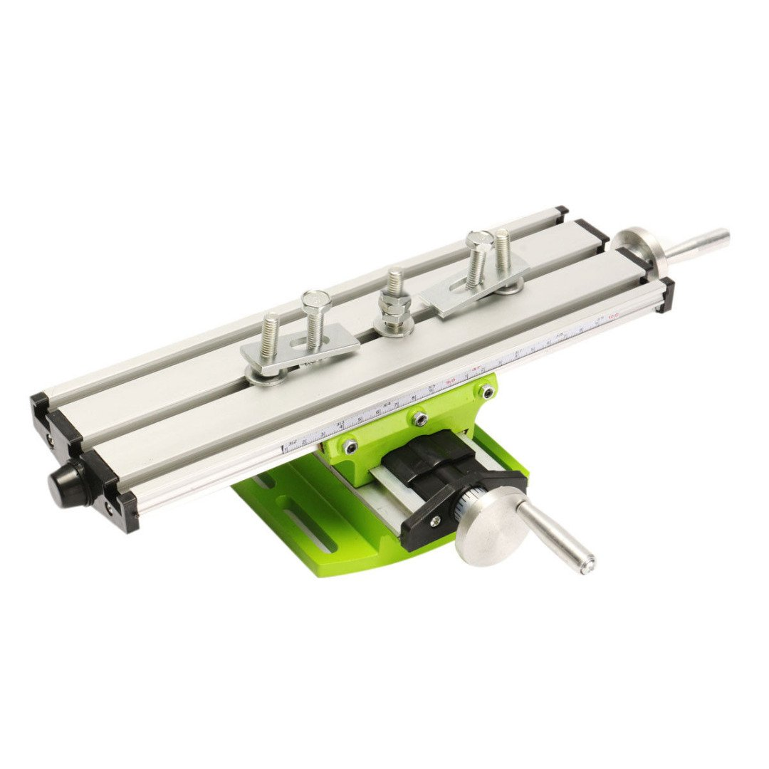 Multifunction Milling Machine Vise Fixture Adjustable Worktable