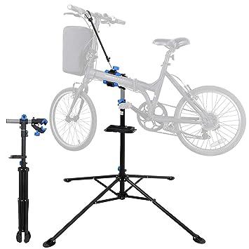 Rziioo Taller de reparación de Bicicletas Estante de Soporte de ...
