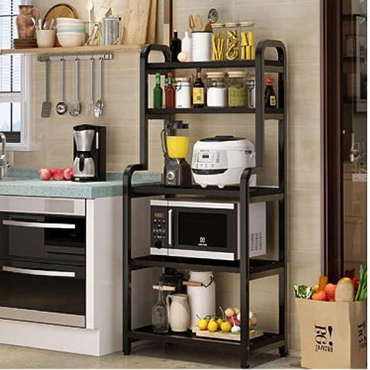 Bastidores bastidores de cocina piso almacenamiento en el hogar ...