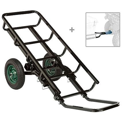 Amazon.com: Viking tilt-n-go Juego Hauler con ATV Hitch ...