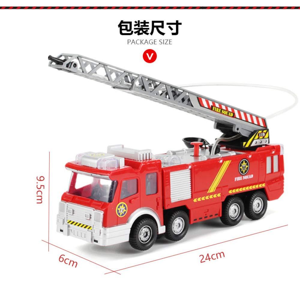Jeux Jouet Mzl Universel D'imitation Pompier Électrique jc3Lq5R4AS