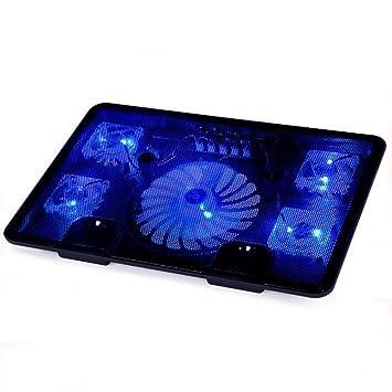 Refroidisseur PC portable, FTUNG Refroidissement Rapide - équipé de 2 ports  USB, adapté pour eec253e73f13