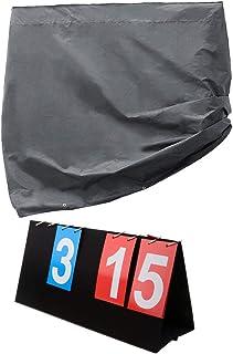 FLAMEER Coperchio da Tabellone Ping Antipioggia Protettiva Table Cover