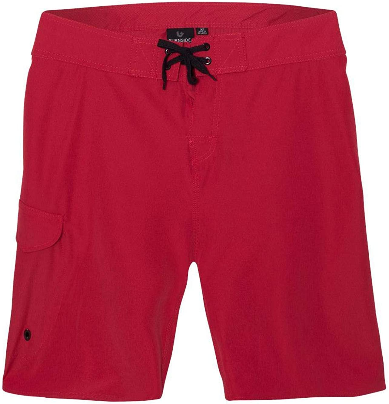 9371 Burnside Mens Diamond Dobby Board Shorts