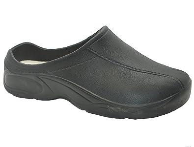 Hey Medical Uniforms Lightweight Open-Back Nursing and Gardening Slipper Clogs