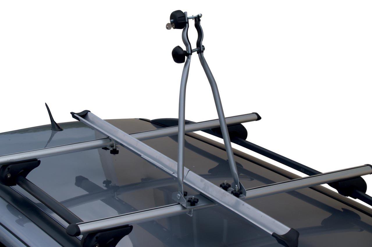 2x Huggy Fahrradträger Fahrradhalter Dachfahrradträger Dach Halter abschließbar