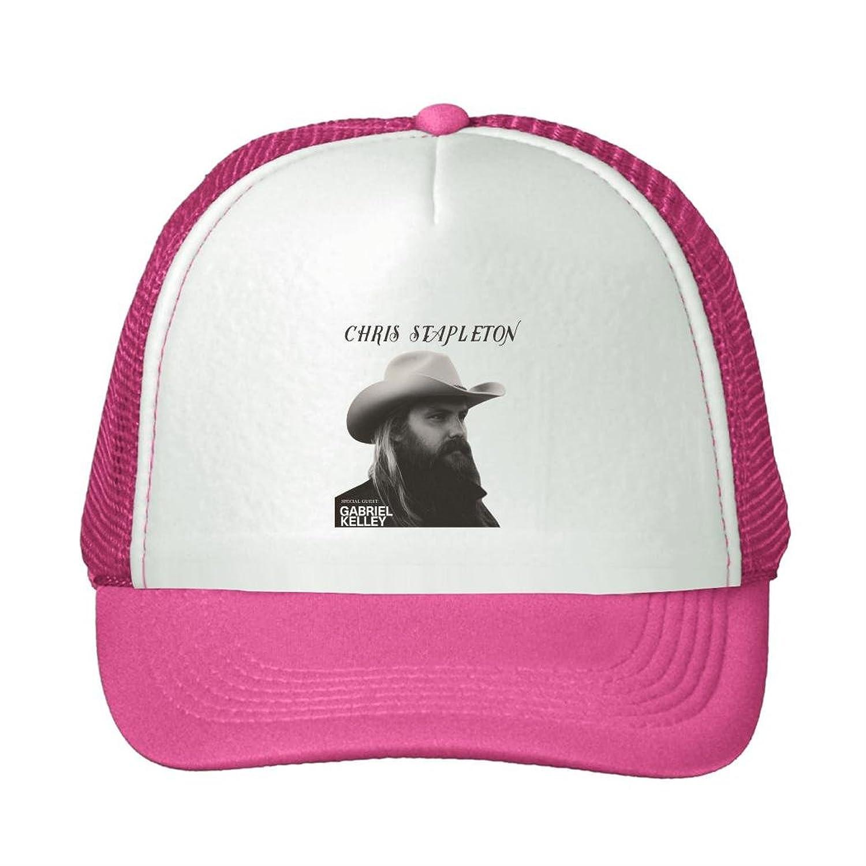 Woman or Men Chris Stapleton poster 2016 Morden Cotton Adjustable Mesh Caps Sun Hats