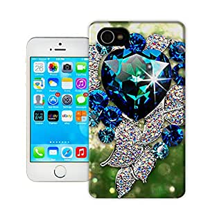 A-Cool Diamond TPU Phone Case for Iphone4/4s