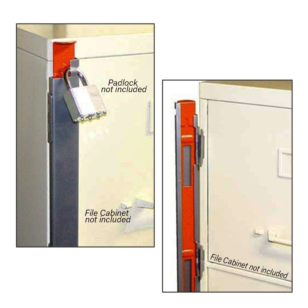 Progressive FCL-4, 45'' File Cabinet Locking Bar