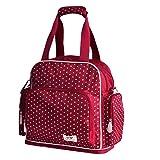LCY Adjustable Space Back Pack Messenger Diaper Bag