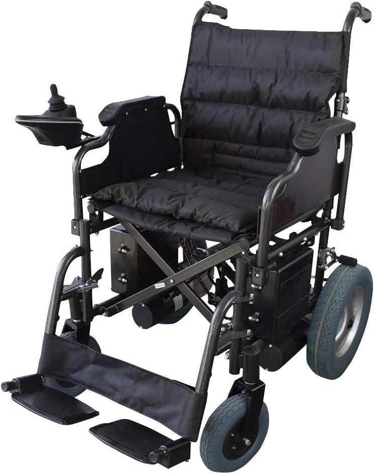 Mobiclinic, modelo Cenit, Silla de ruedas eléctrica, plegable