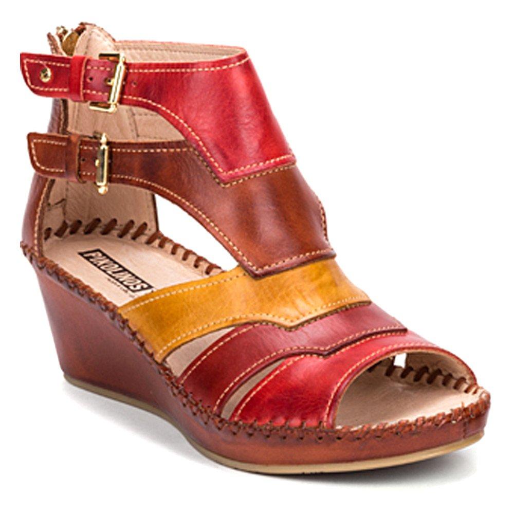 Pikolinos Women's Margarita Wedge Sandal B00F5A5AEQ 35 EU/4.5-5 M US|Teja