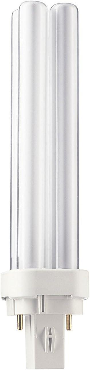 Kompaktleuchtstofflampe F18DBX//840//4P Biax-D//E G24q-2 General Electric
