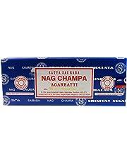 SATYA SAI BABA NAGCHAMPA Satya Sai Baba Nag Champa Agarbatti, 250 G