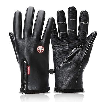 Winter Warm Men Women Touch Screen Gloves Full Finger