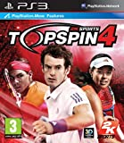 Top Spin 4 (PS3) [Importación inglesa]
