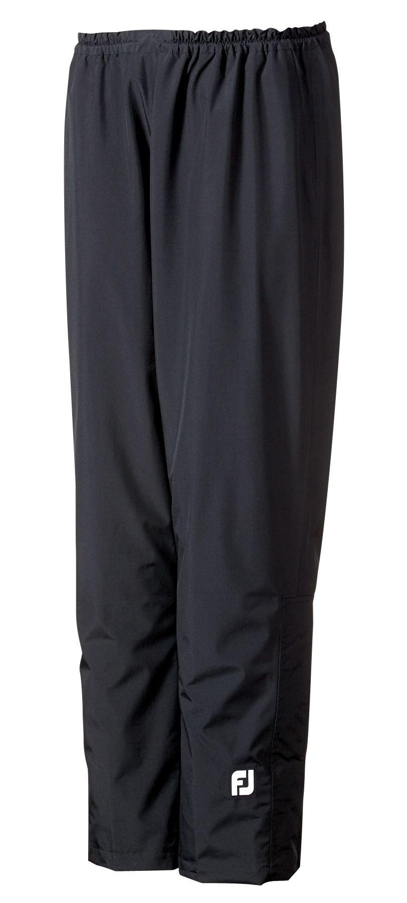FootJoy Men's Golf Rain Pants (Black, X-Large)