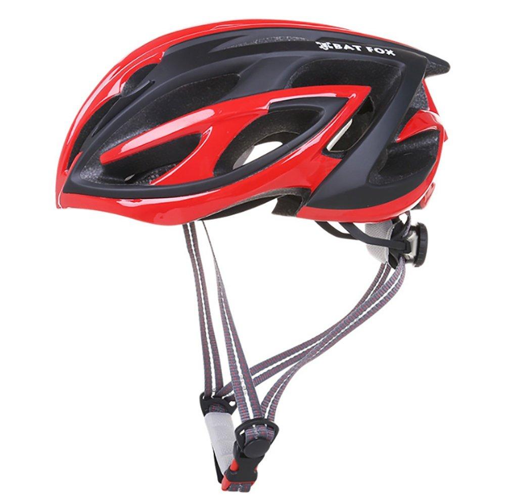 CDSS Adult Bike Helm, Folding Mountainbike Helm Verstellbare 57-62cm, 24 integrierte Flow Vents