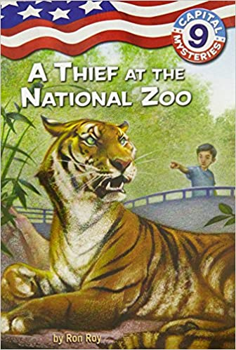 Image result for thief at the national zoo