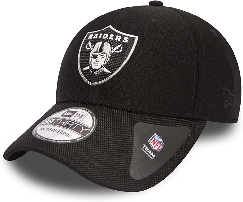 Gorra 39Thirty NFL Coll Raiders by New Era gorragorra de beisbol ...