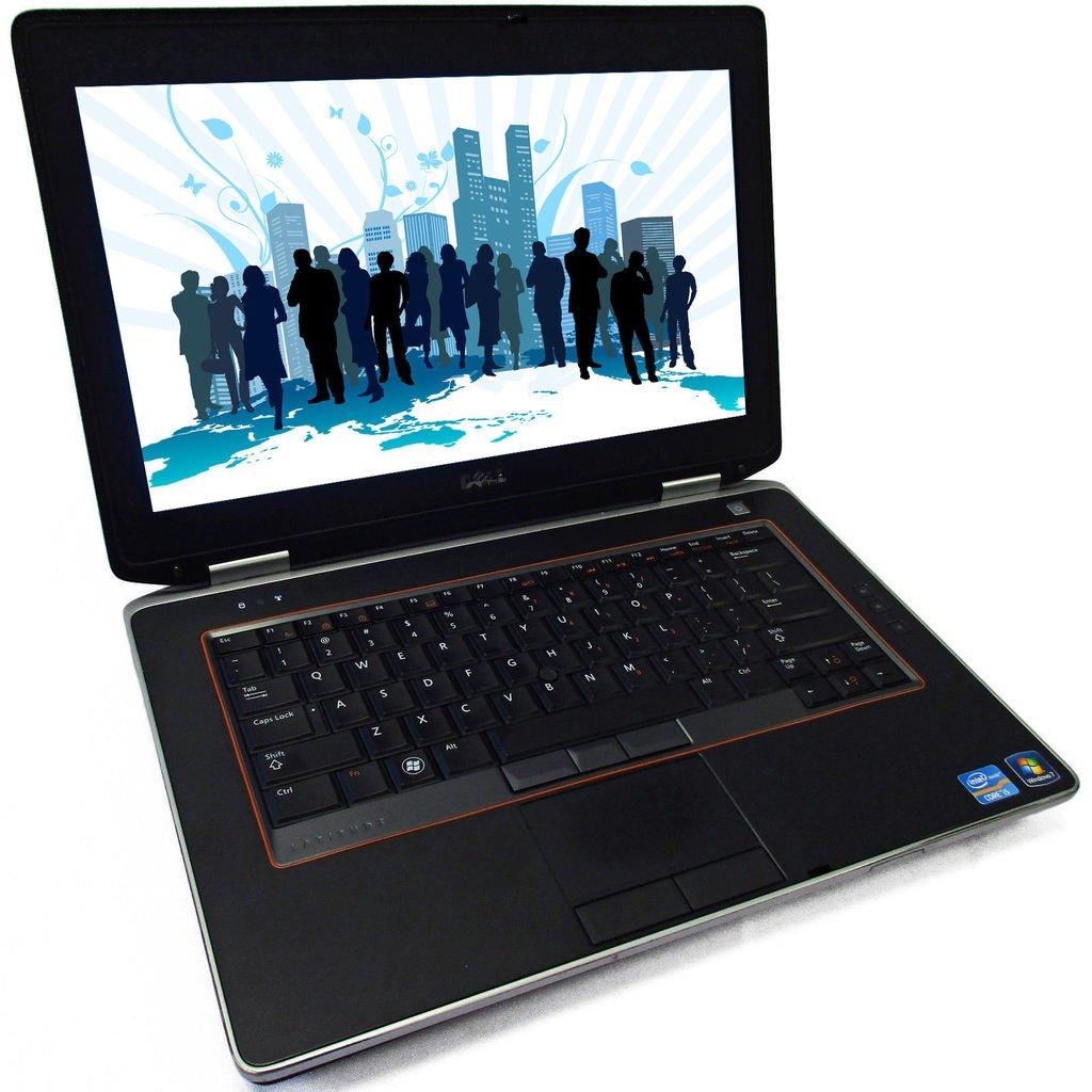 【中古】 DELL Latitude E6420 E6420 / Core i5 2540M(2.6GHz) / HDD:320GB / 14インチ / ブラック B01ISW0LKU