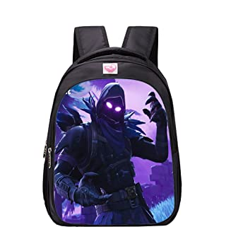 Amazon.com: AILIENT Schoolbag Fortnite Backpack Travel Bag 3D Printed Sports Daypack for Kids