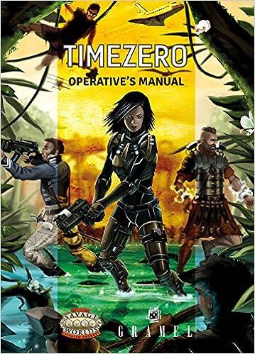 Amazon.com  TimeZero (Savage Worlds a24f6e46a82