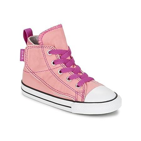 106b6524dc1c Converse Girls All Star Simple Step HI Hi top Trainers  Amazon.co.uk ...