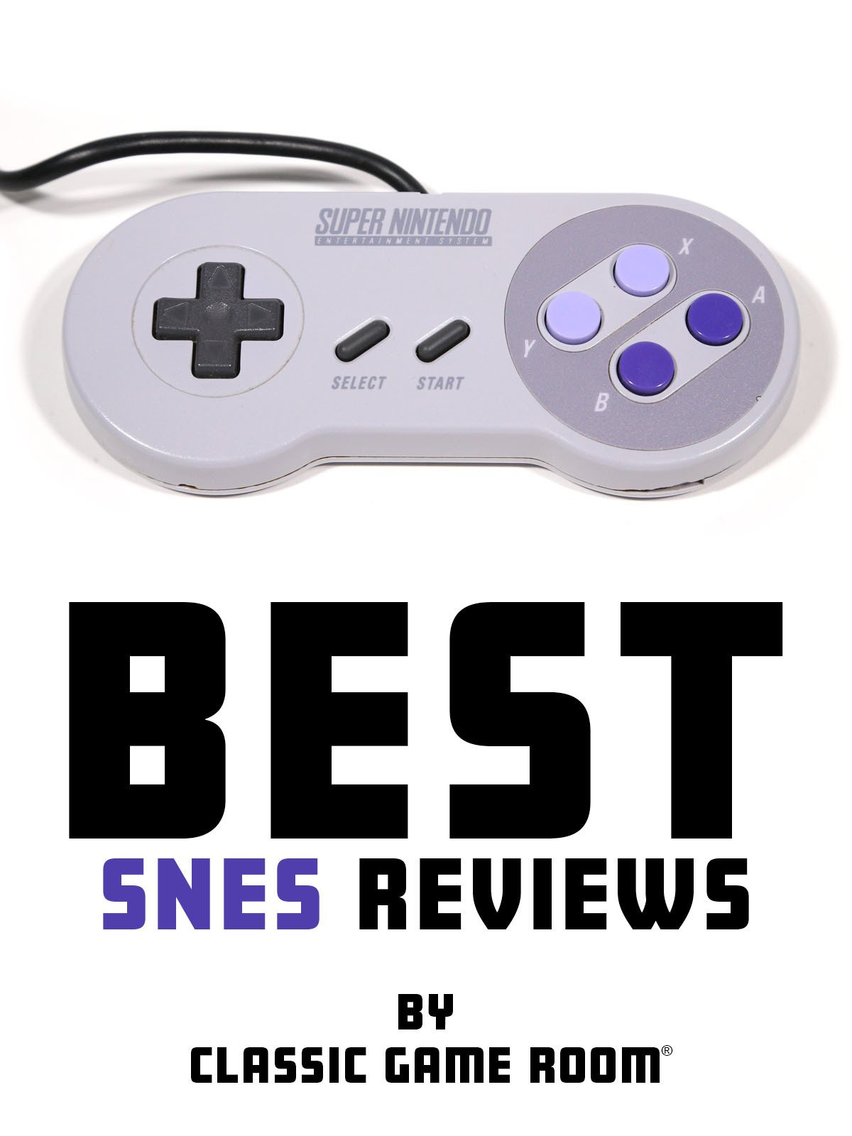 Amazon.com: Watch Review: Best SNES Reviews by Classic Game ...