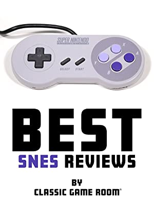 Watch Review: Best SNES Reviews by Classic Game Room | Prime ...