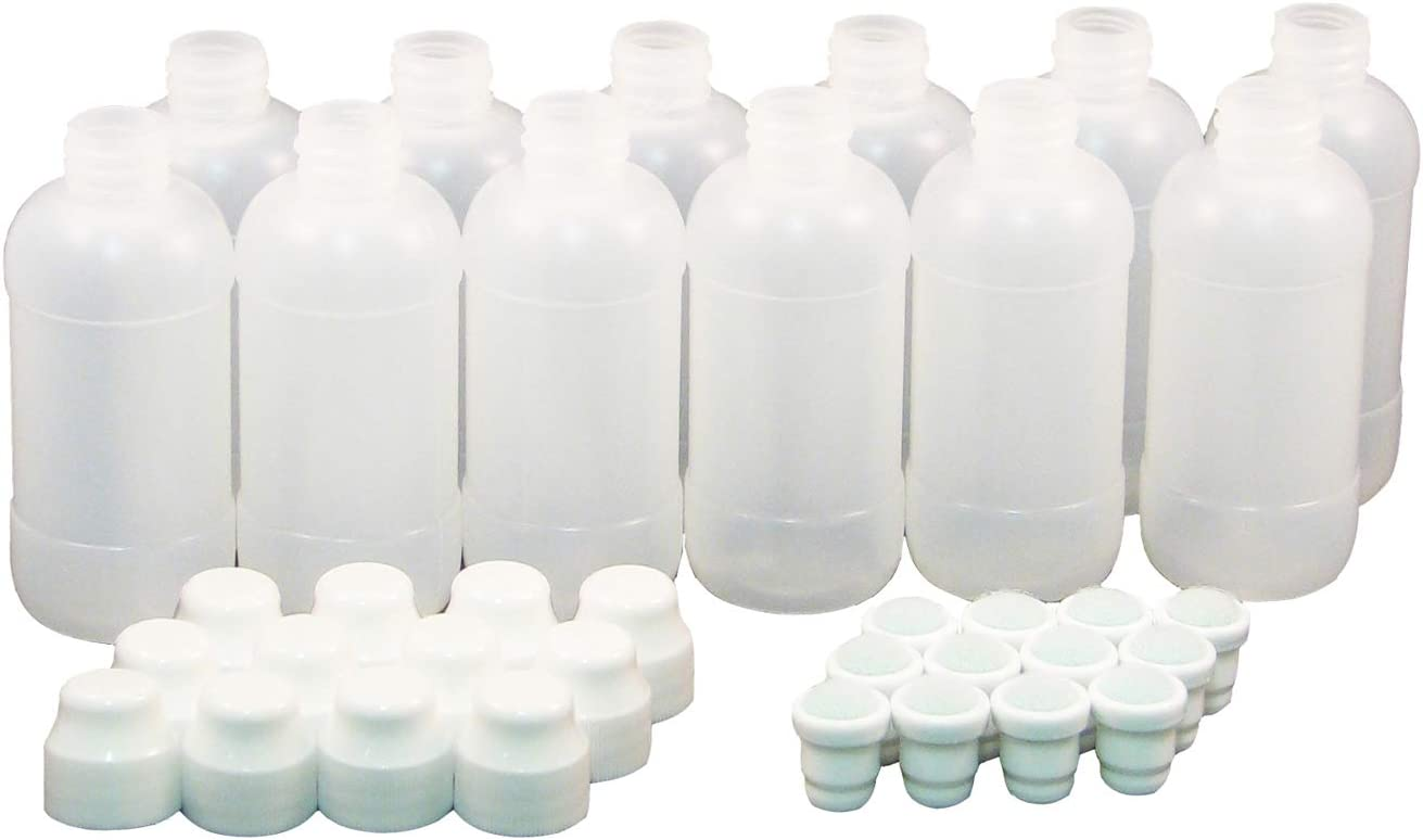 Empty Plastic Dauber Bottles Replacement Dauber Tips 12 Replacement Tops
