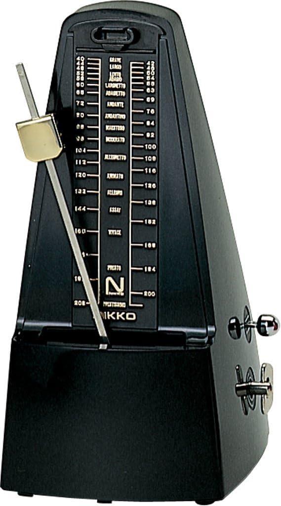 japan import Nikko Metronome Standard Black 226