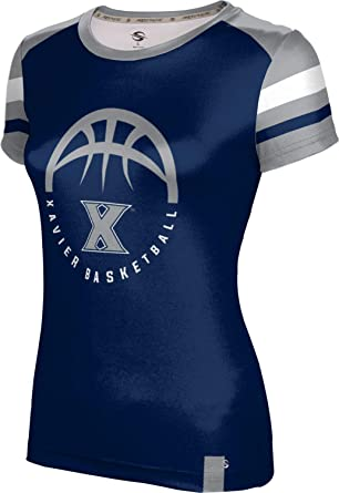 ProSphere Xavier University Womens Long Sleeve Tee Old School