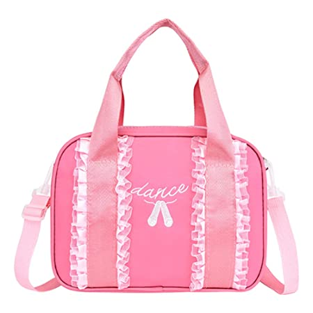 Ballet Bag Pizzo in per Meijunter Bambini Duffle Bag Balletto vwUXqxYB