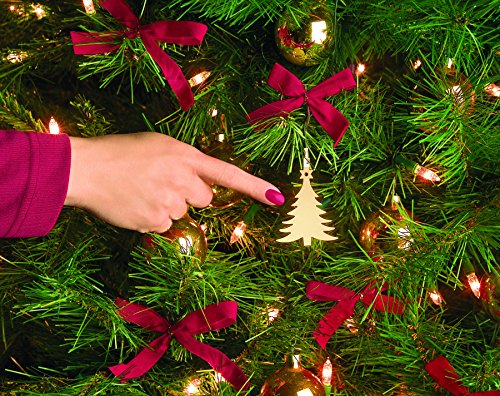 Xodus Innovations 1225L Tree On/Off Touch Control Ornament