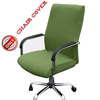 Amazon Com Singeek Computer Office Chair Cover Stretchable Rotating