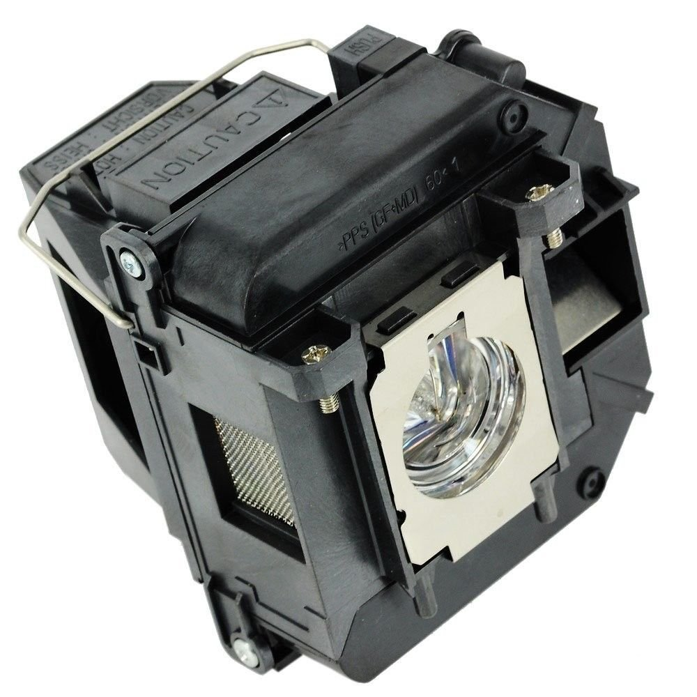 Kingoo Excellent Projector Lamp For EPSON H381A H382A H383A Replacement projector Lamp Bulb with Housing