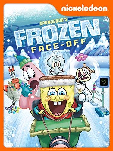 DVD : SpongeBob SquarePants: Frozen Faceoff