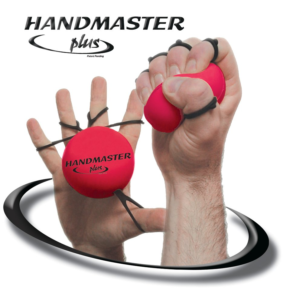 Handmaster Plus Physical Therapy Hand Exerciser, Soft