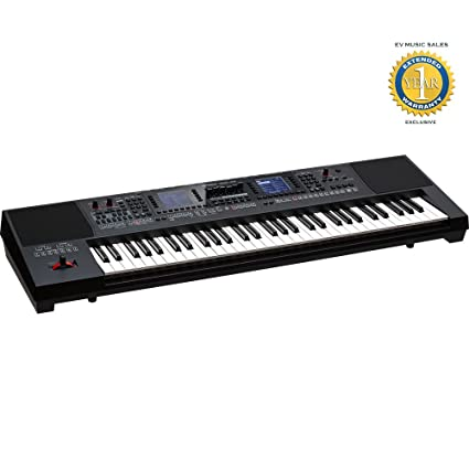 06208e403b6 Amazon.com  Roland E-A7 61-key Arranger Keyboard with 1 Year Free Extended  Warranty  Musical Instruments