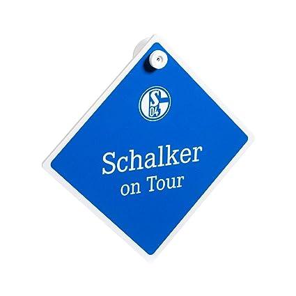 Gelsenkirchen FC Schalke 04 Auto Cartel con Ventosa, Cartel ...