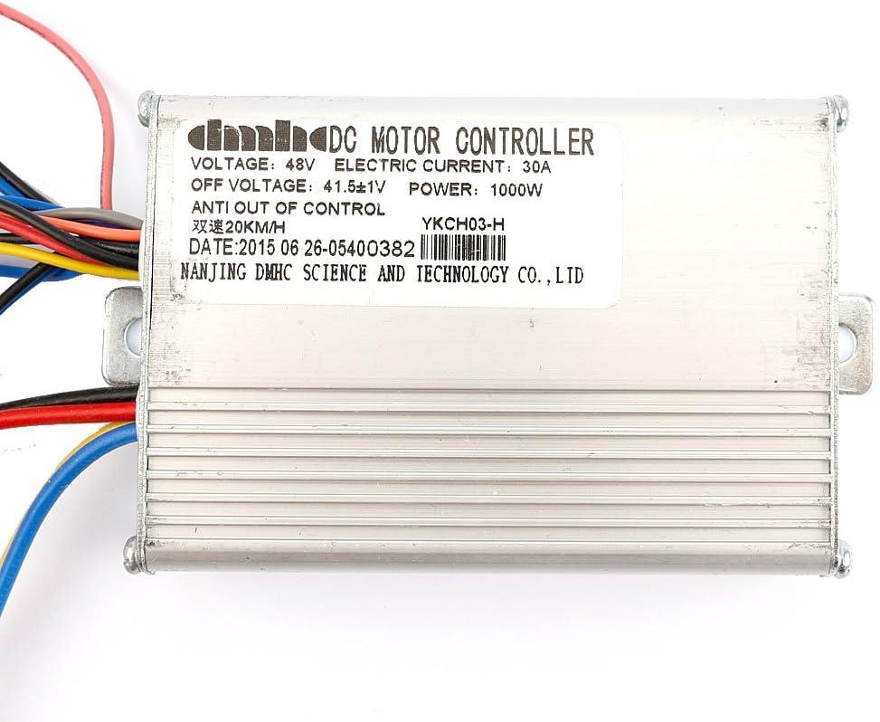 /1000/W Turbo//ECO unidad de control//controlador para monopatines Mach1/Elektro Scooter modelo 6/A 48/V/ 6B 48/V//1000/W