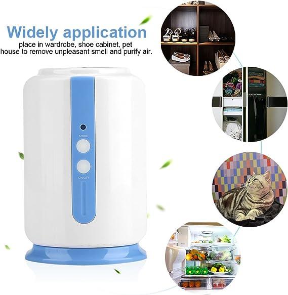 Purificador Refrigerador esterilizar desodorante purificador de aire