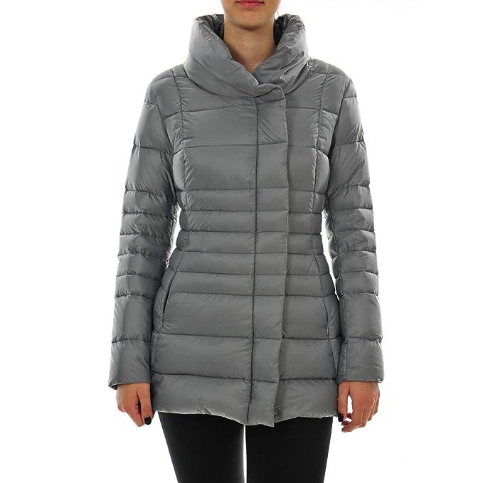 Colmar - Abrigo acolchado de pluma de ganso para invierno, modelo Alluminium - 17 2271-4QL/17 gris 44: Amazon.es: Ropa y accesorios
